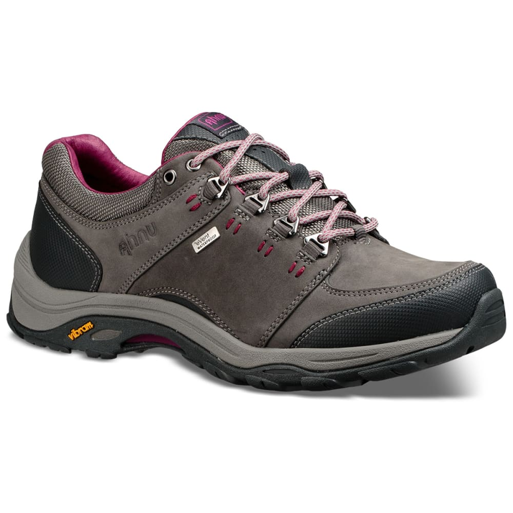 AHNU Women's Montara III Event Waterproof Low Hiking Shoes 6