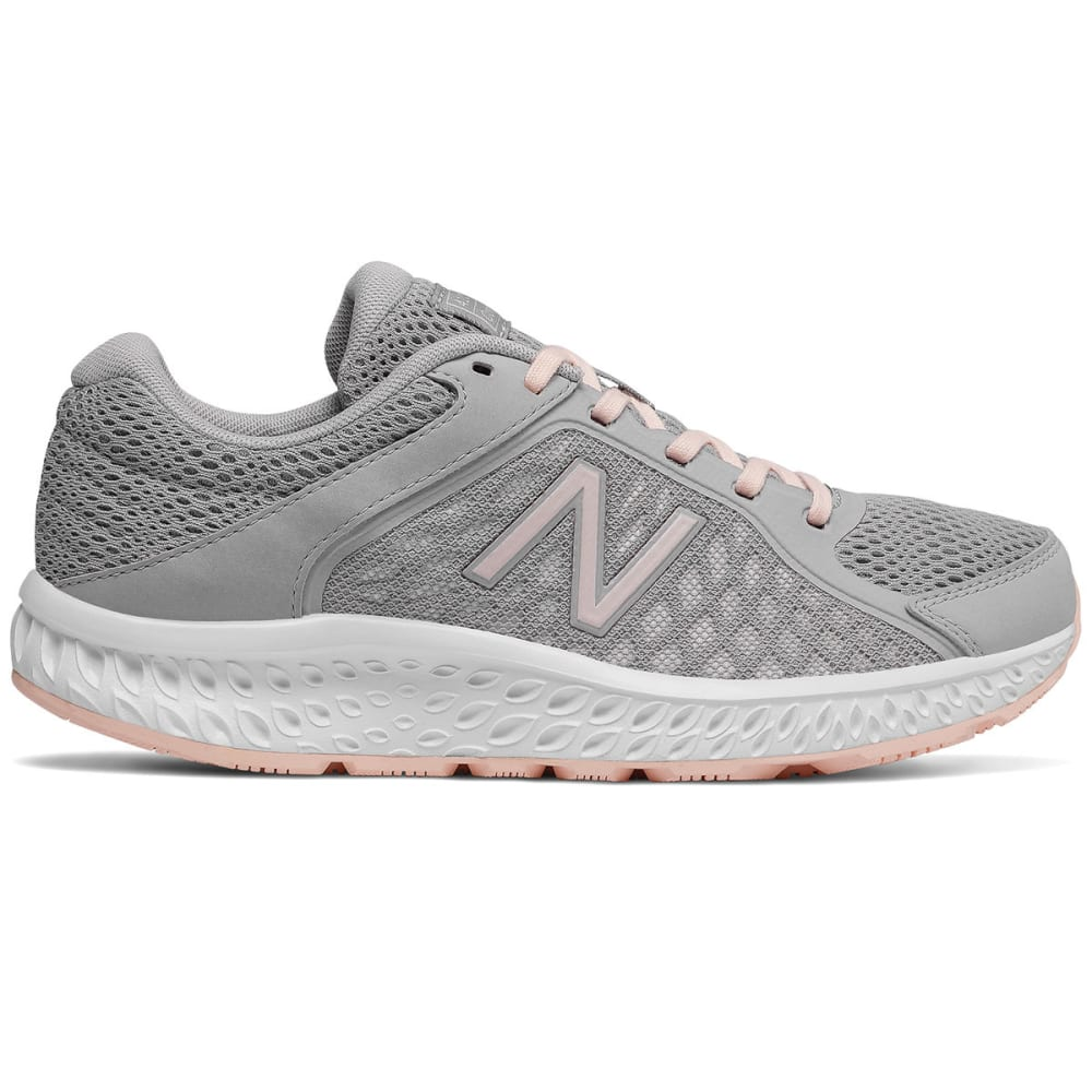 NEW BALANCE Women's 420v4 Running Shoes - SILVER