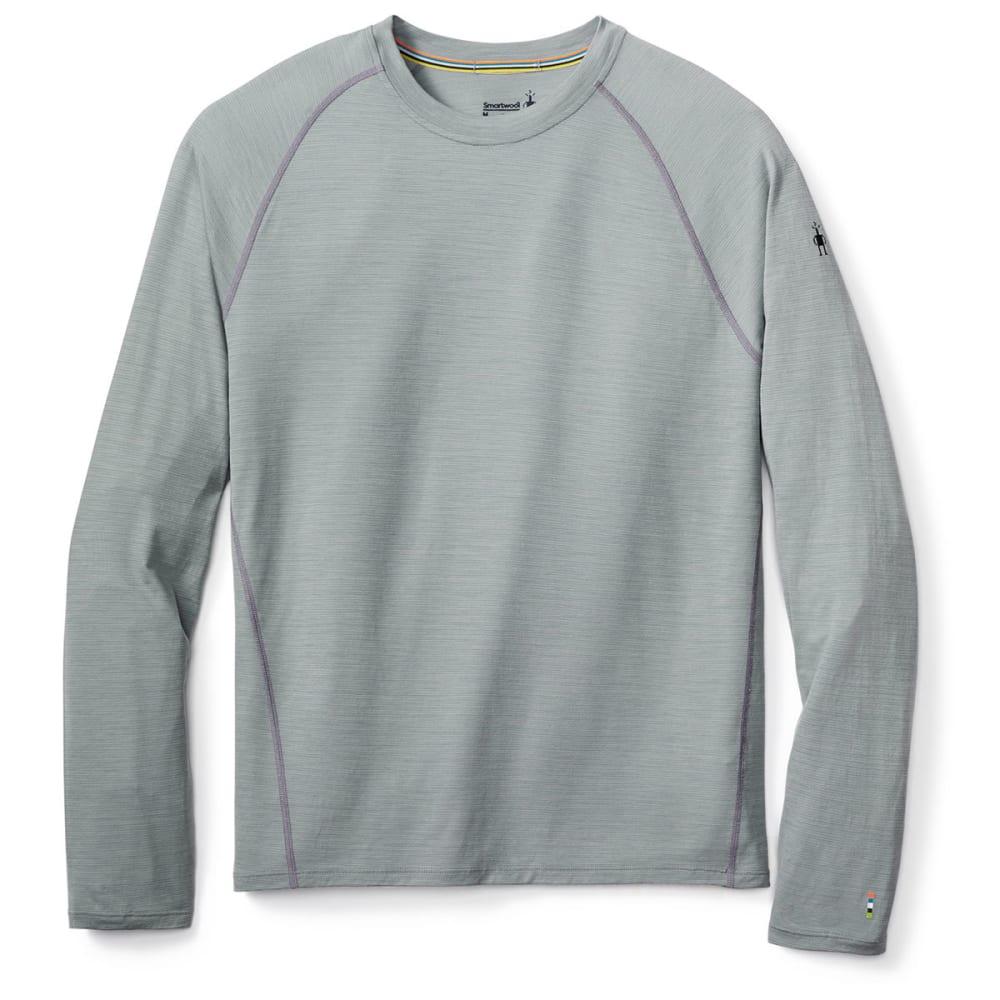 SMARTWOOL Men's Merino 150 Micro Stripe Long-Sleeve Base Layer Shirt XL