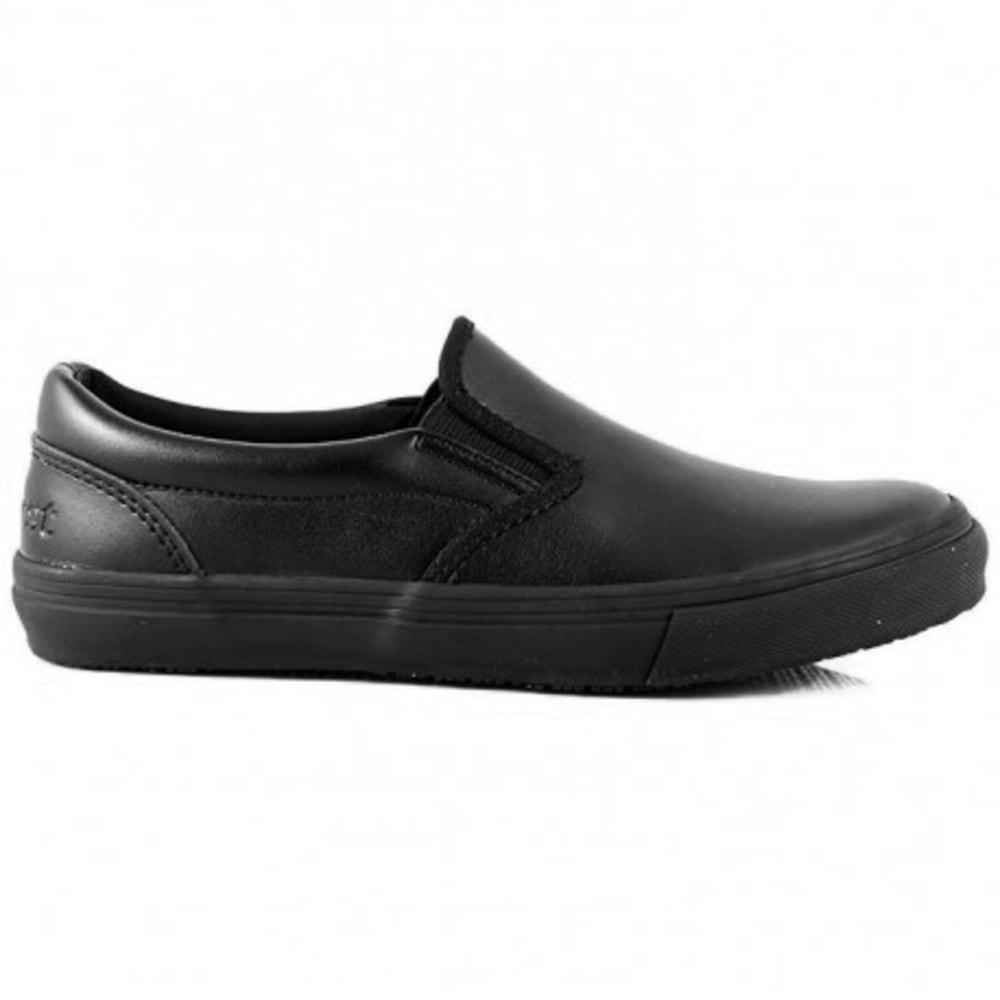 LAFORST Women's Cindy Slip Resistant Work Shoes, Black - BLACK