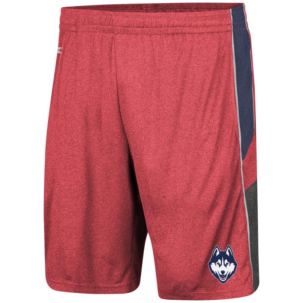 UCONN Men's Triple-A Basketball Shorts - HEATHER NAVY