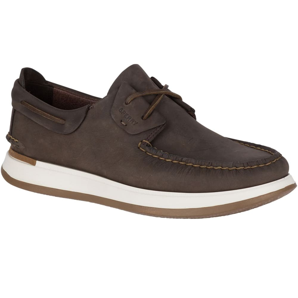 SPERRY Men's Caspian Leather Boat Shoes 8