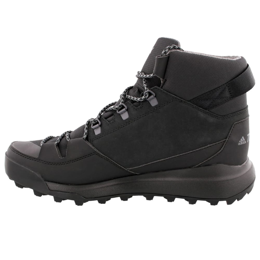 ADIDAS Men's Terrex Winterpitch Winter Boots, Black/Vista Grey/Night Met. - BLACK/GREY/MET