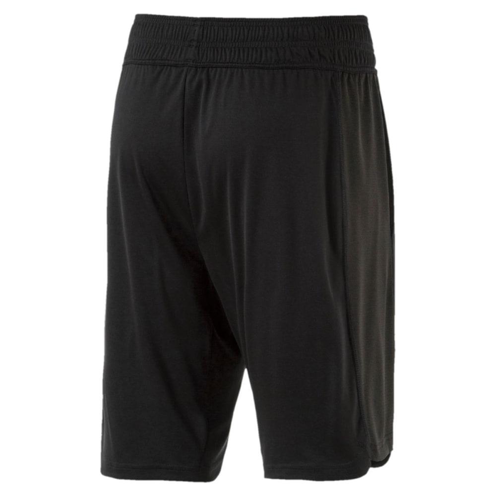 PUMA Men's Energy Essential Shorts - PUMA BLACK-01