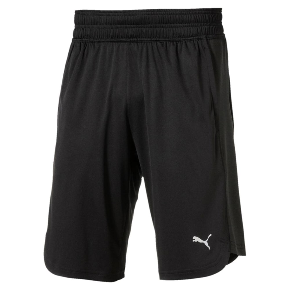 PUMA Men's Energy Essential Shorts - PUMA BLACK-01