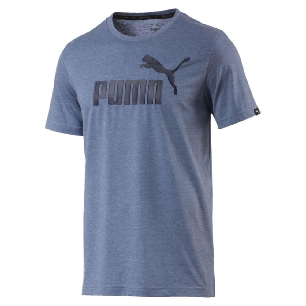 PUMA Men's No.1 Heather T-Shirt - INFINITY HTR-82