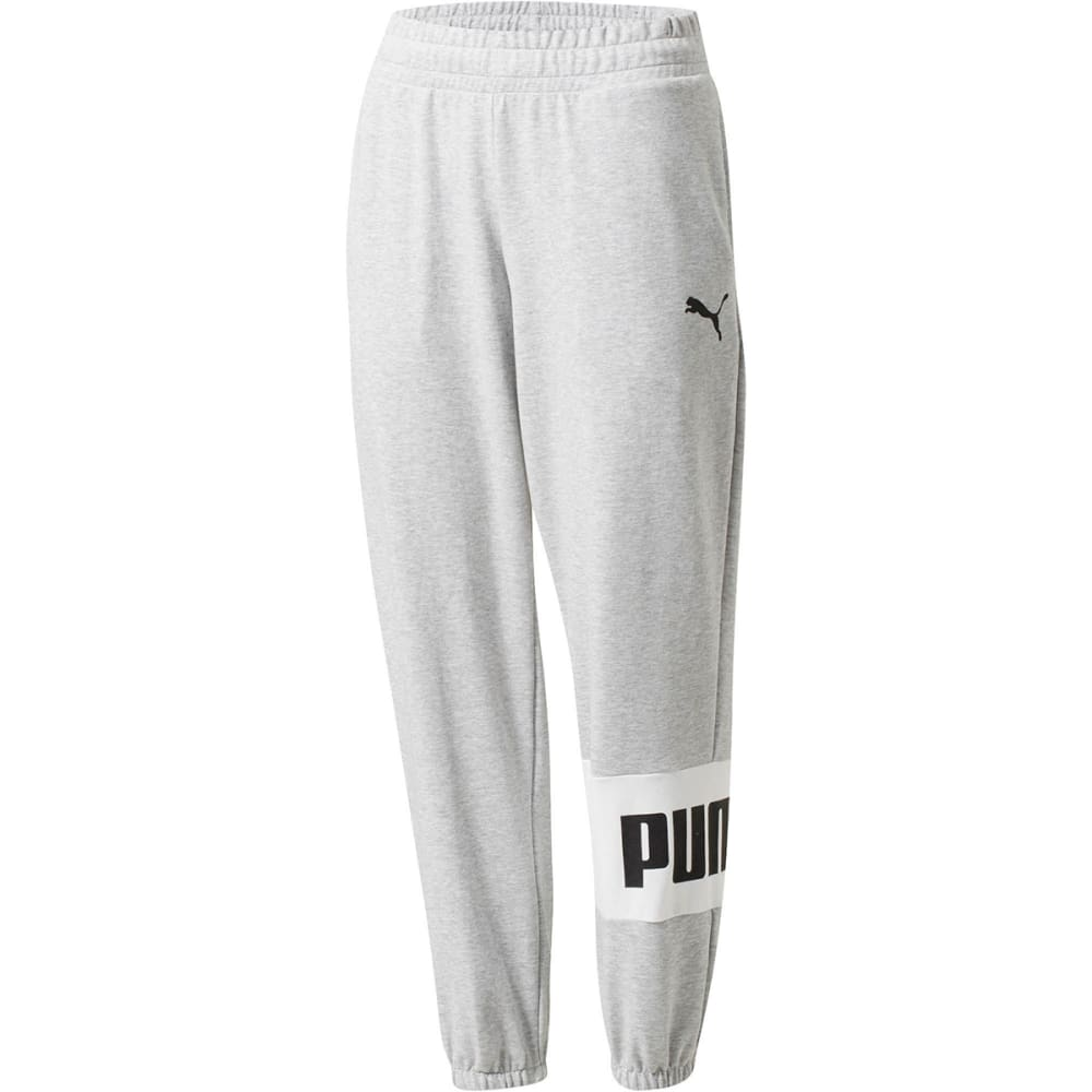 Puma Women's Urban Sports Sweatpants - Black, XL