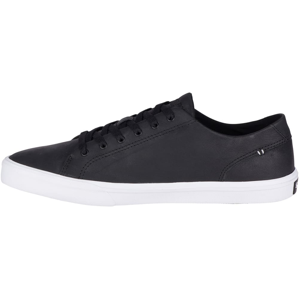 SPERRY Men's Striper II LTT Leather Sneakers - BLACK