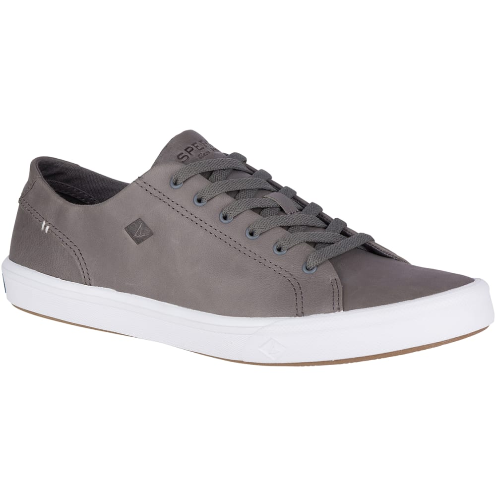 SPERRY Men's Striper II LTT Leather Sneakers - GREY
