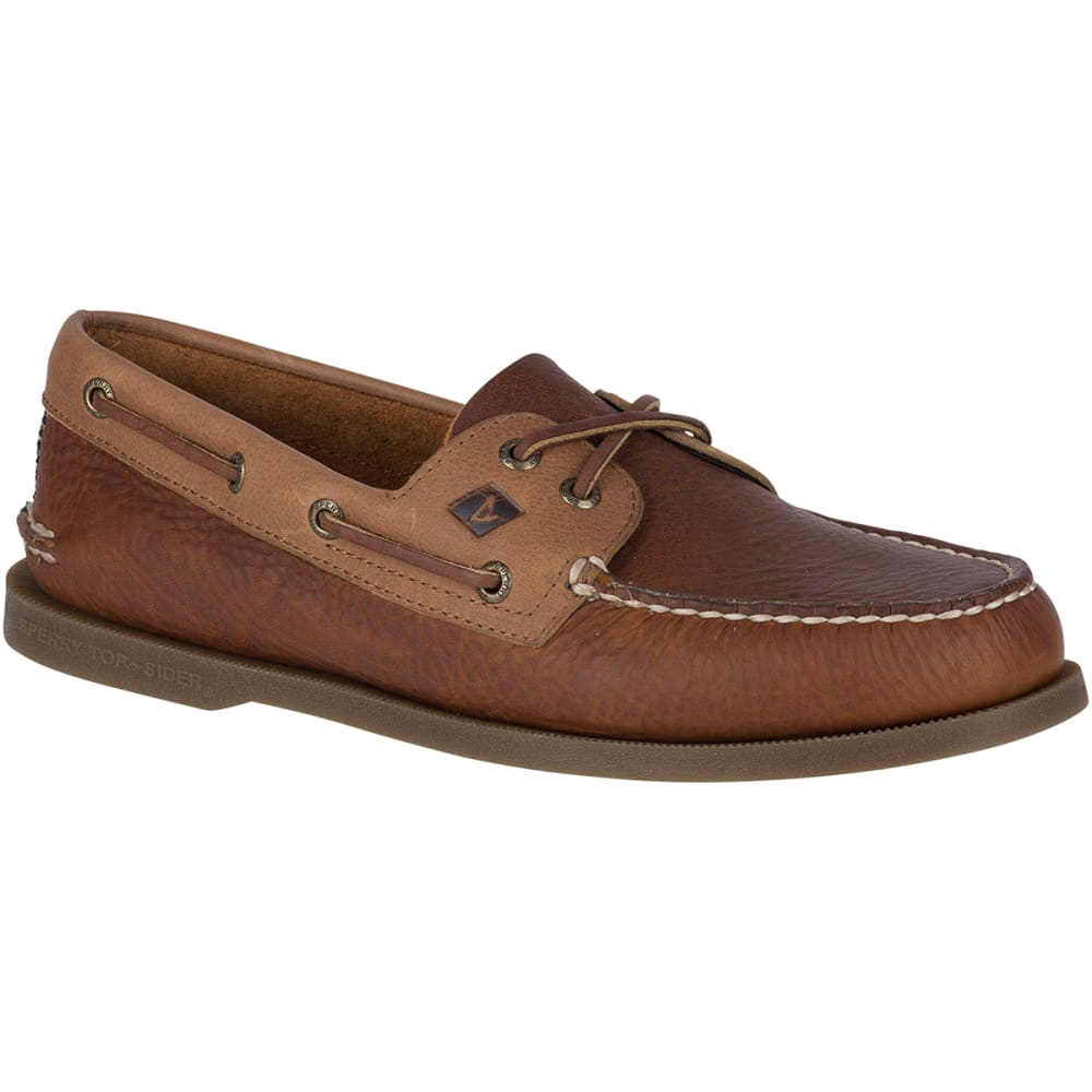 SPERRY Men's Authentic Original Daytona Boat Shoes - TAN/SAND