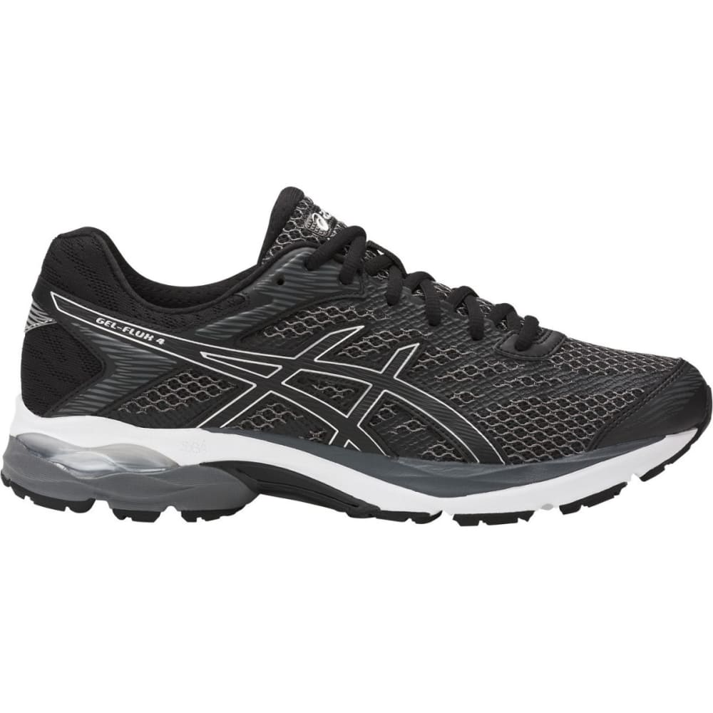 Asics Men's Gel-Flux 4 Running Shoes - Black, 8