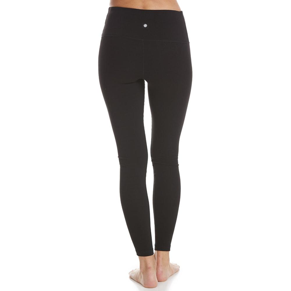 YOGALICIOUS Women's High-Waist Leggings - BLACK