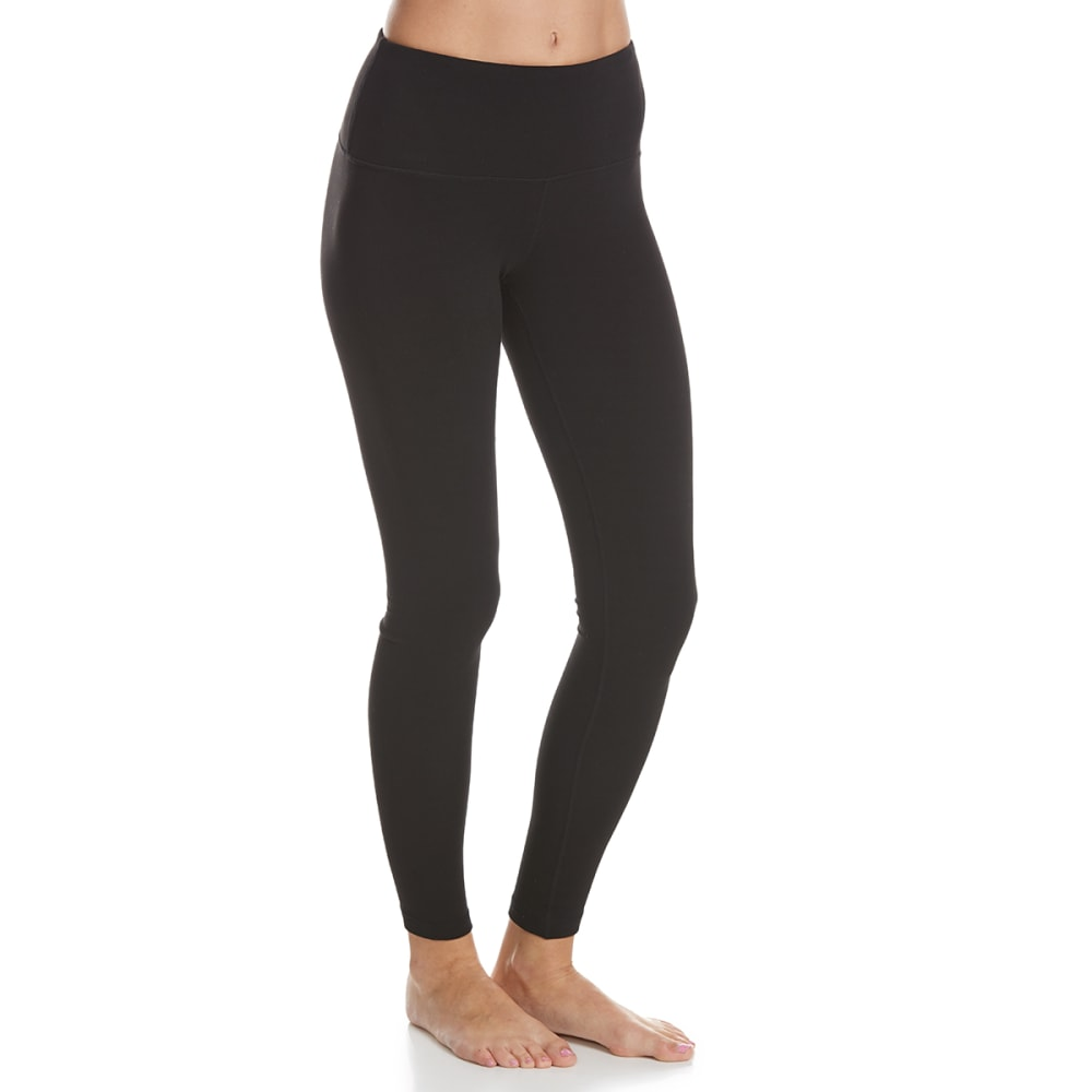 YOGALICIOUS Women's High-Waist Leggings - BLACK