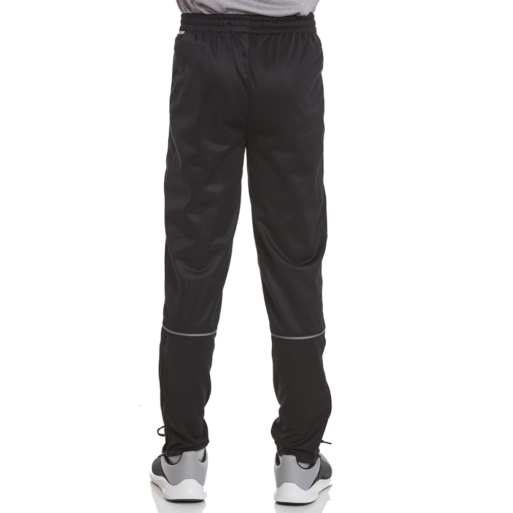 RBX Boys' Victory Tricot Active Pants - MIDNIGHT W/ GREY