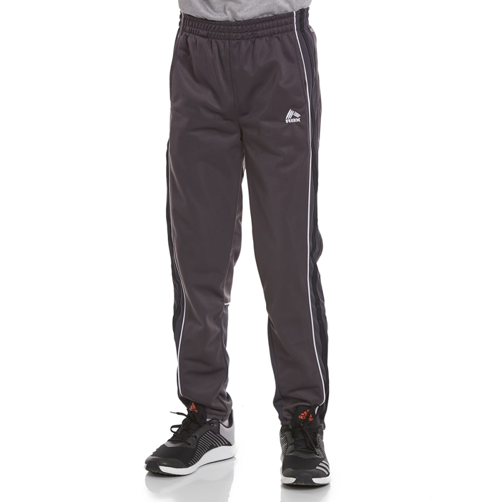 RBX Boys' Victory Tricot Active Pants - NINE IRON/MIDNIGHT