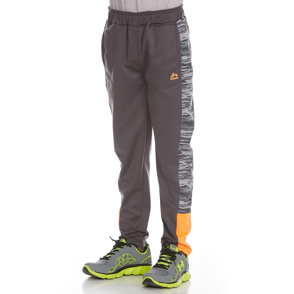RBX Boys' Active Pants - FORGED IRON