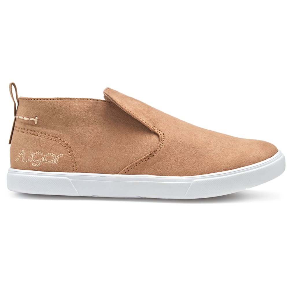 SUGAR Women's Granita High-Top Sneakers, Taupe - TAUPE