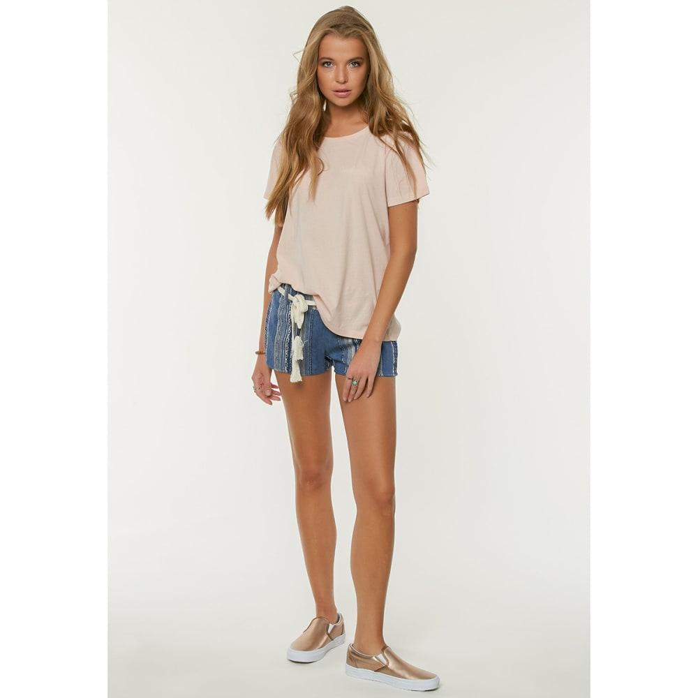 O'NEILL Women's Elva Shorts - BAB-BALTIC BLUE