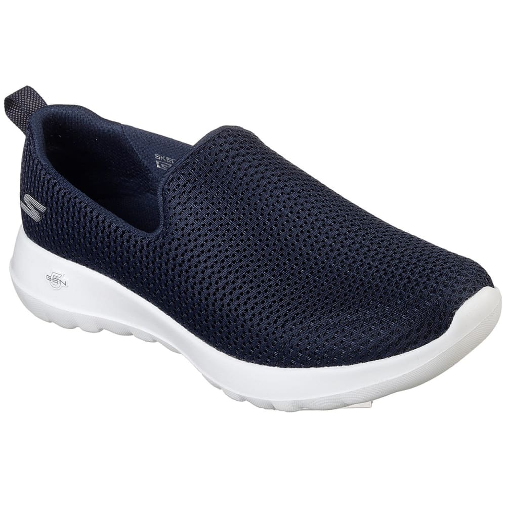 Skechers Women's Gowalk Joy Casual Slip-On Shoes - Blue, 6
