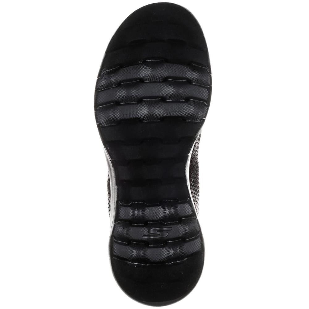SKECHERS Women's GOwalk Joy  -  Paradise Sneakers - BLACK/BLACK