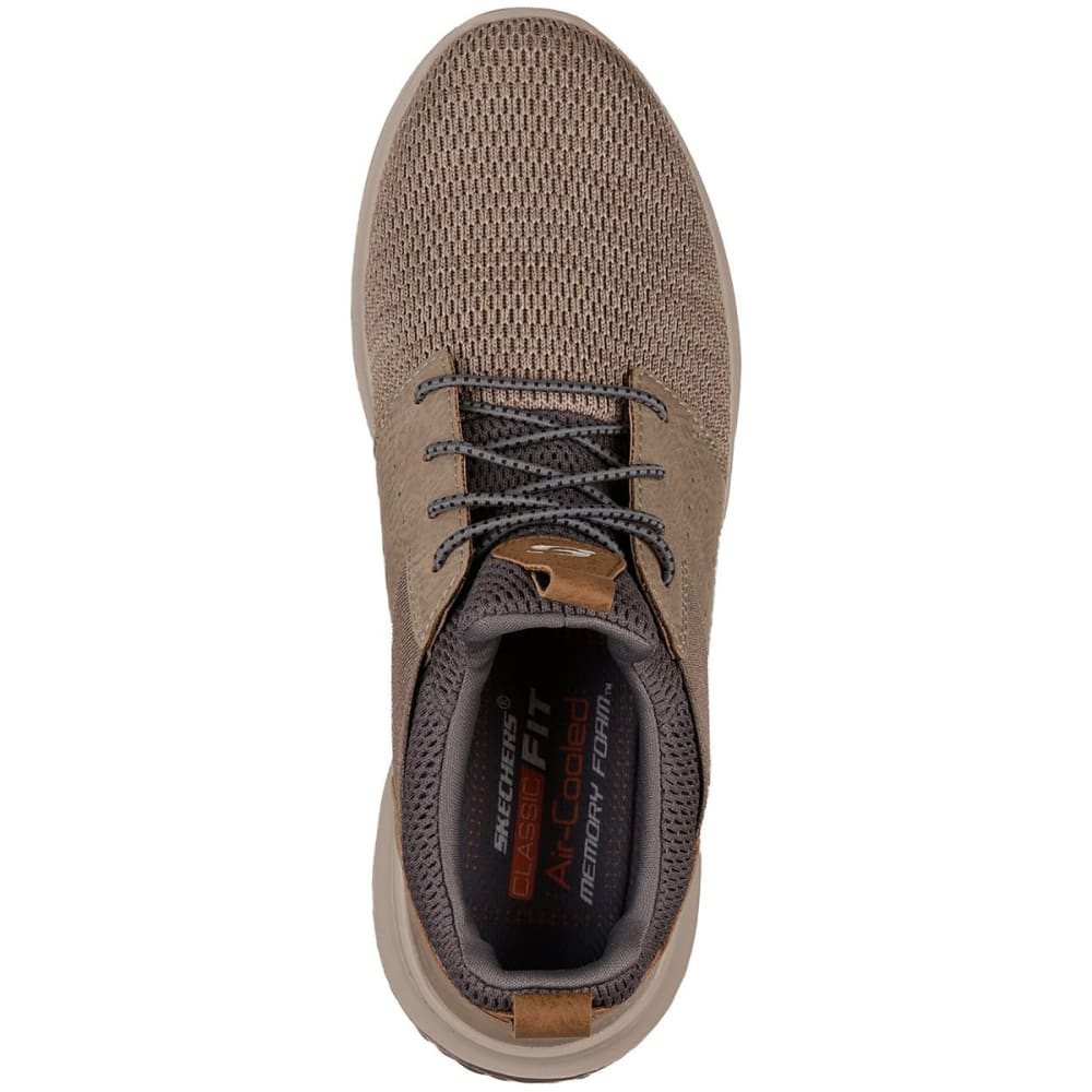 SKECHERS Men's Delson - Camben Sneakers - TAUPE TPE