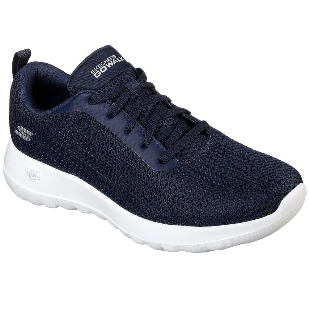 SKECHERS Women's GOwalk Joy Casual Shoes - NAVY