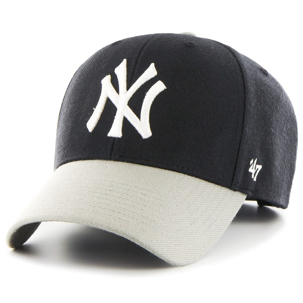 1e985d6824945 NEW YORK YANKEES Men s Two-Tone  47 MVP Adjustable Cap