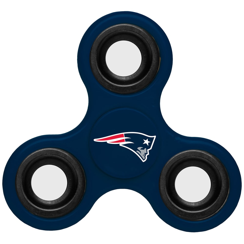 NEW ENGLAND PATRIOTS 3-Way Diztracto Spinner - NO COLOR