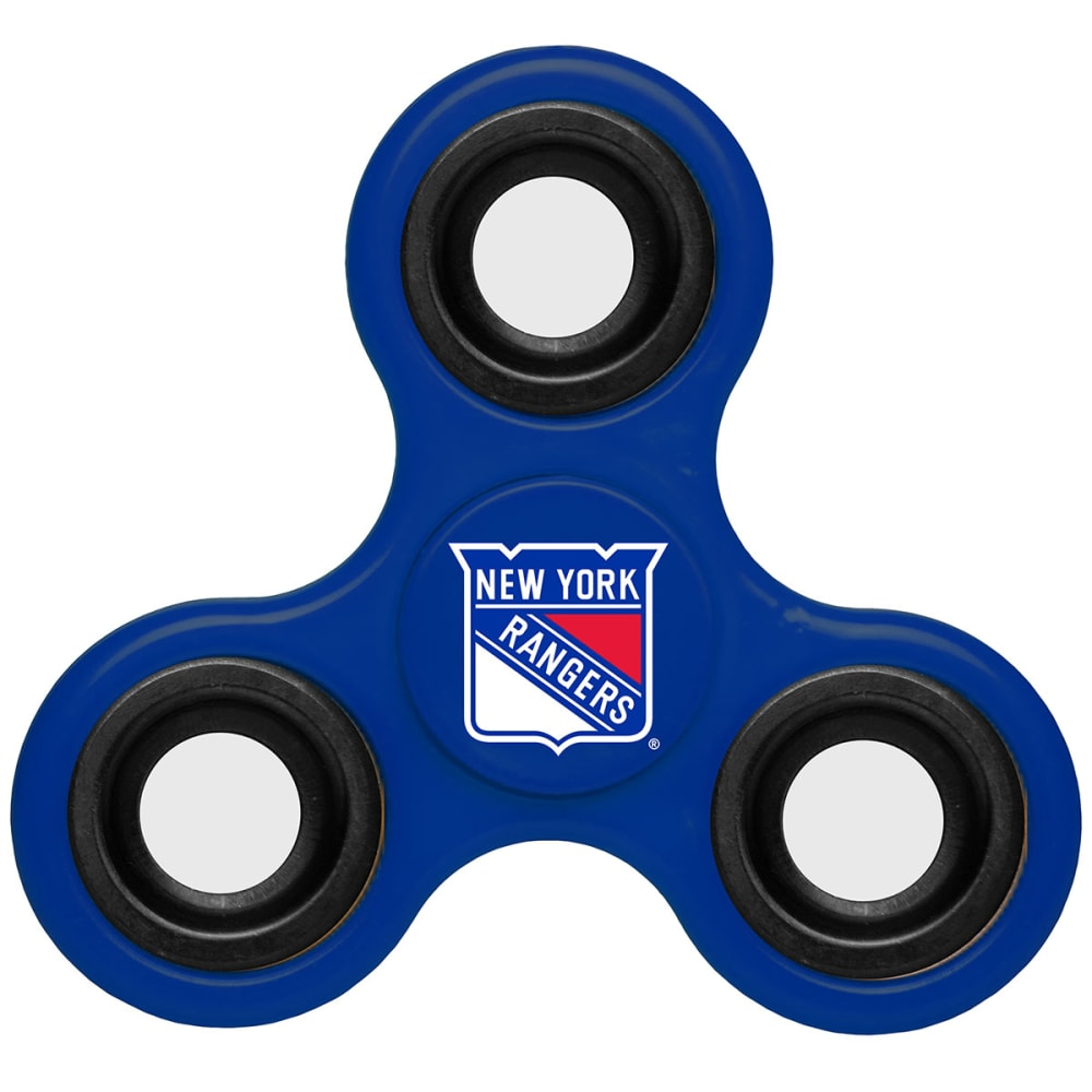 NEW YORK RANGERS Diztracto Spinnerz - NO COLOR