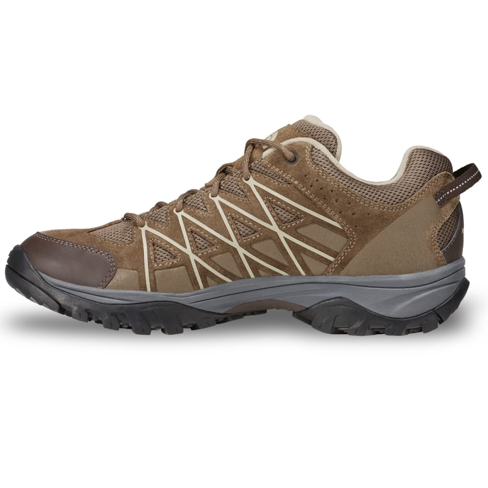 THE NORTH FACE Men's Storm III Hiking Shoes - BROWN