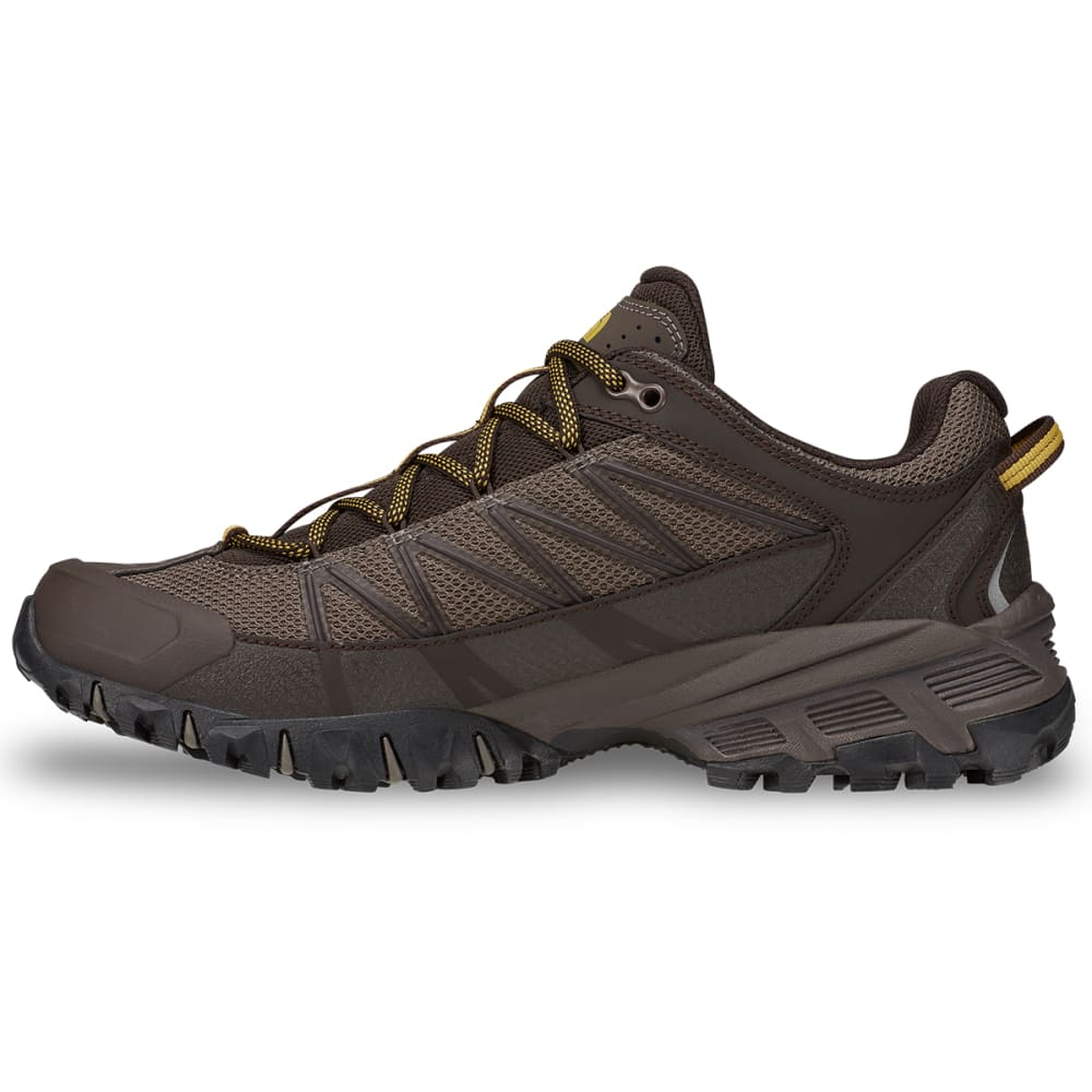 THE NORTH FACE Men's Ultra 110 GTX Waterproof Trail Running Shoes - BROWN