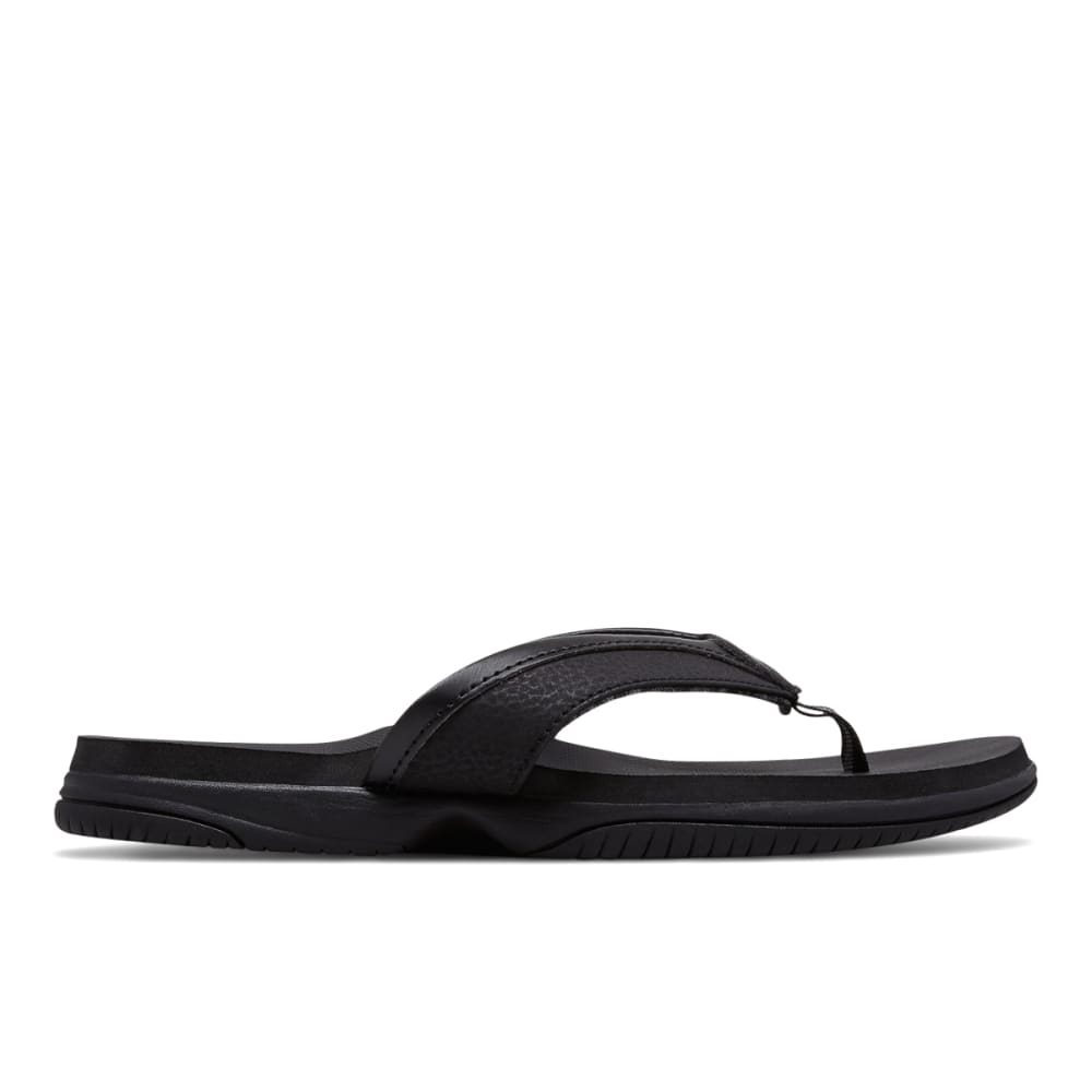 NEW BALANCE Women's Jojo Thong Sandals - BLACK