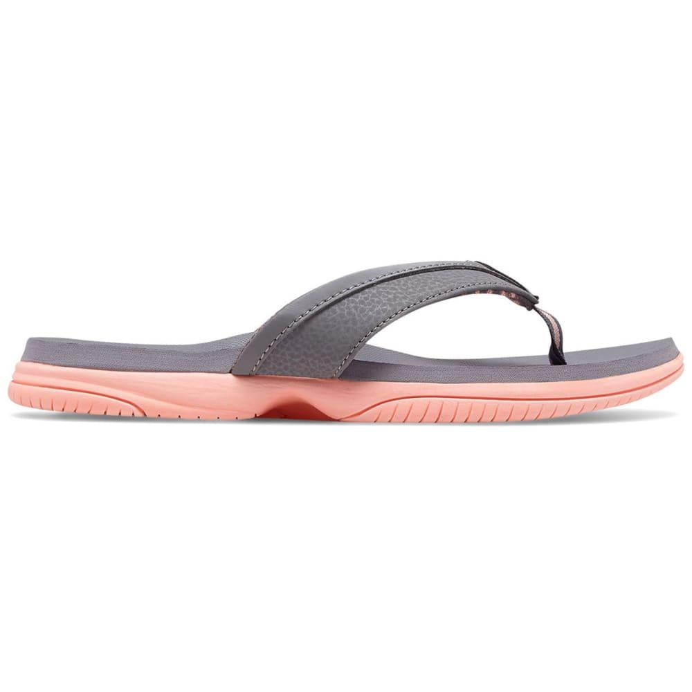 NEW BALANCE Women's Jojo Thong Sandals - GREY