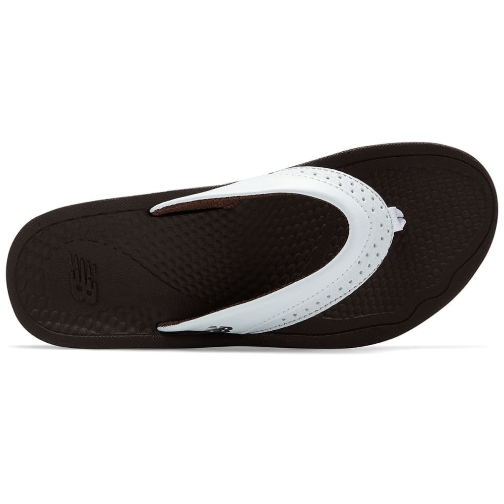 NEW BALANCE Women's Renew Thong Sandals - BROWN