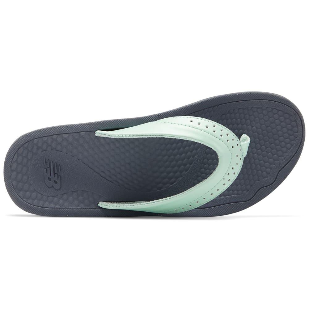 NEW BALANCE Women's Renew Thong Sandals - GREY
