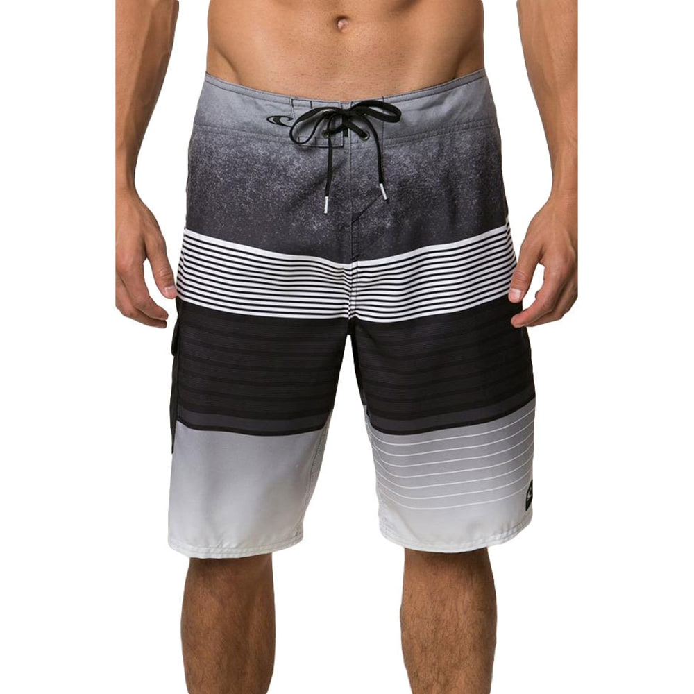 O'neill Guys' Lennox Boardshorts - Black, 30