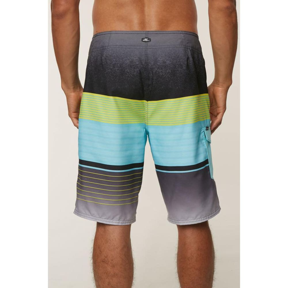 O'NEILL Guys' Lennox Boardshorts - POOL-POL