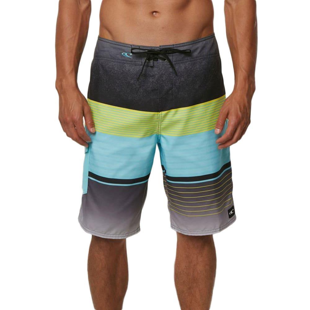 O'neill Guys' Lennox Boardshorts - Blue, 30