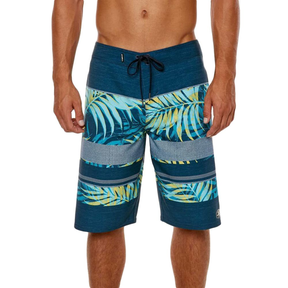 O'neill Guys' Hyperfreak Canopy Boardshorts - Blue, 30