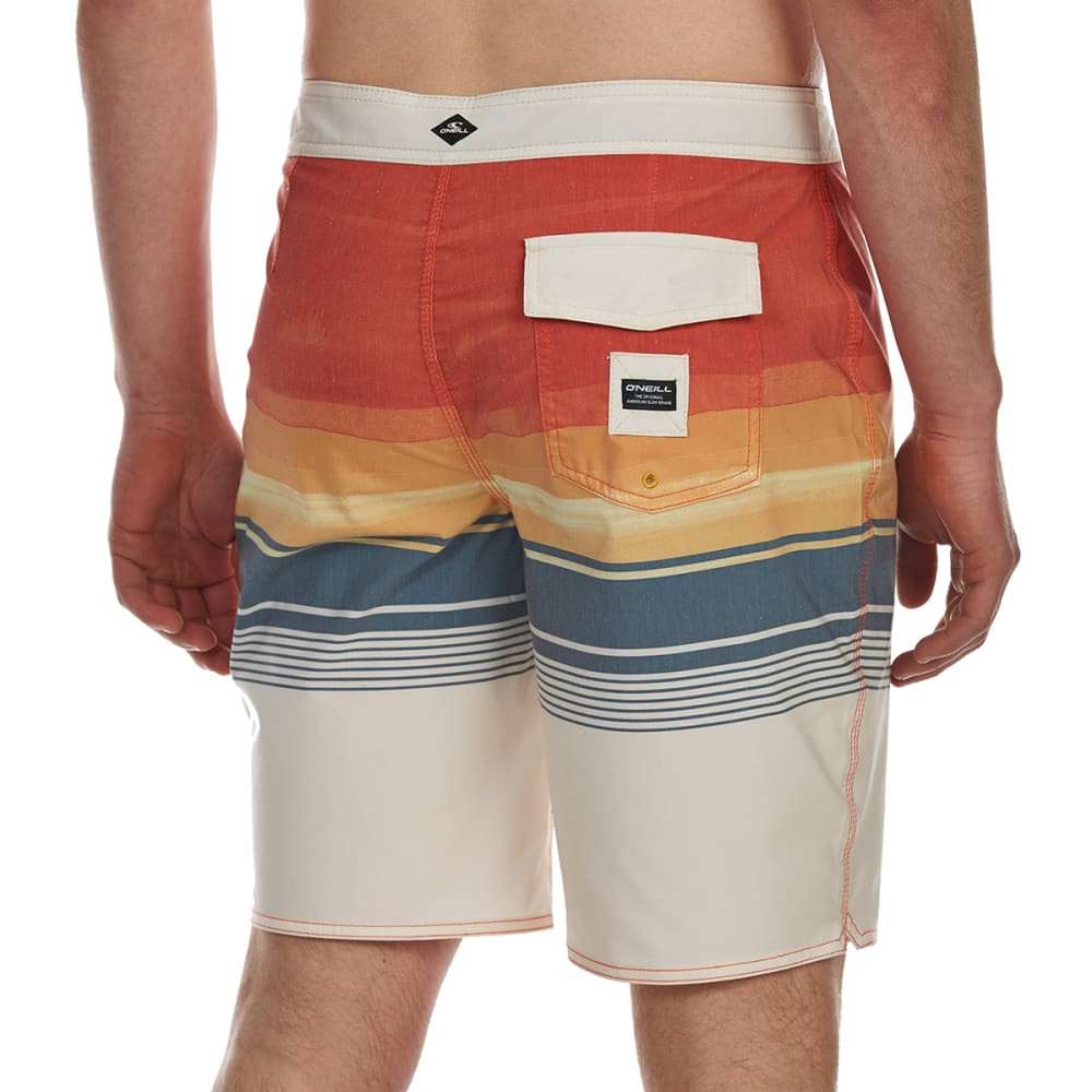 O'NEILL Guys' Informant Boardshorts - BONE-BON