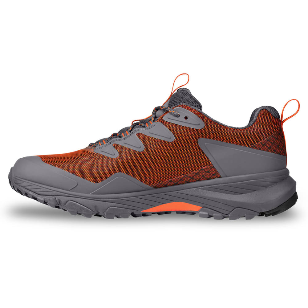 THE NORTH FACE Men's Ultra Fastpack III GTX Hiking Shoes - SCARLET IBIS