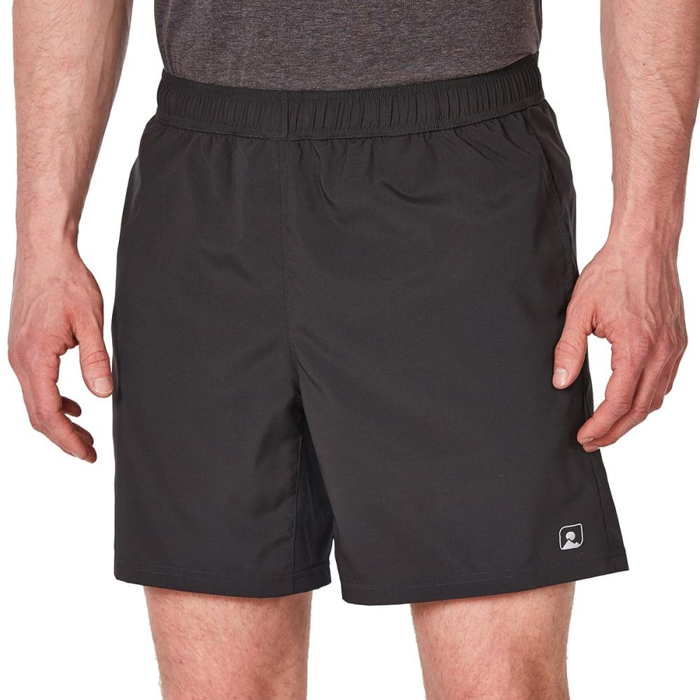 EMS Men's Techwick Impact Training Running Shorts - BLACK