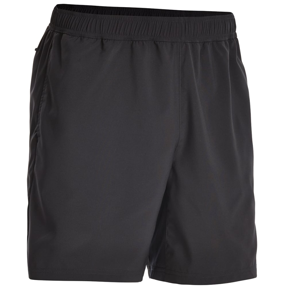 EMS Men's Techwick Impact Training Running Shorts - BLACK