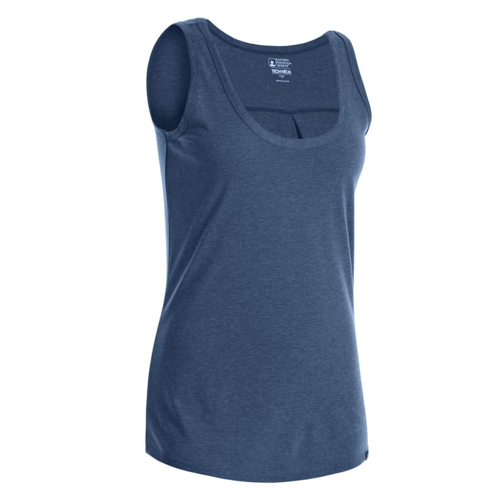 Ems Women's Techwick Vital Tank Top - Blue, M