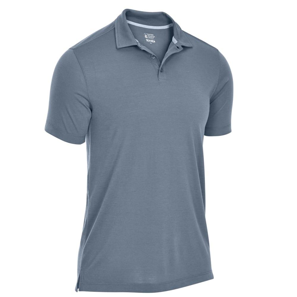 Ems Men's Techwick Vital Polo - Black, XL