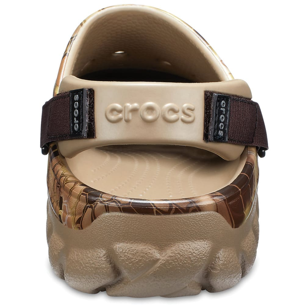 CROCS Men's Offroad Sport Kryptek Highlander Clogs - KHAKI