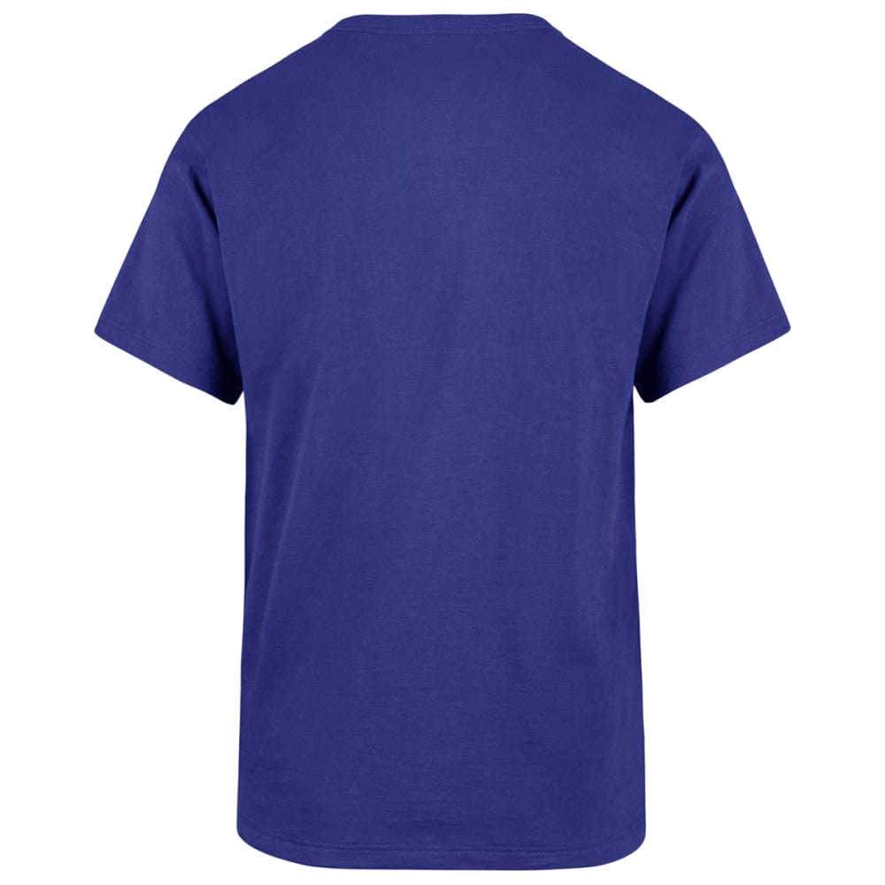 HARTFORD YARD GOATS Boys' Imprint '47 Super Rival Short-Sleeve Tee - ROYAL BLUE