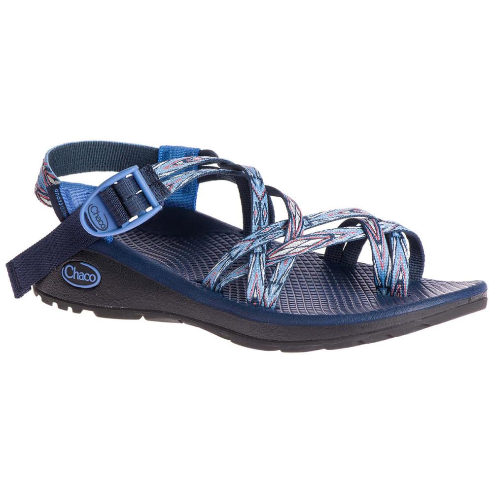 Chaco Women's Z/cloud X2 Sandals - Blue, 6