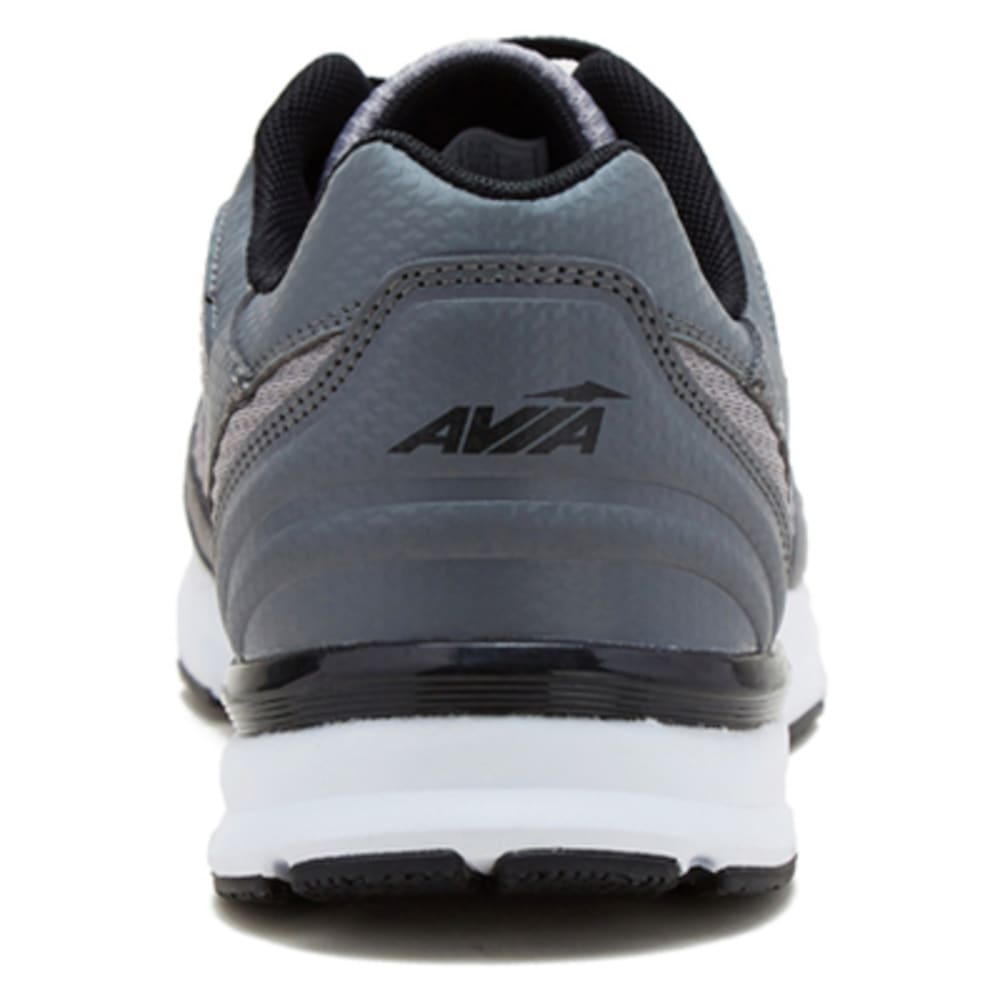 AVIA Men's Avi-Edge Training Shoes, Grey/Steel/Black - GREY