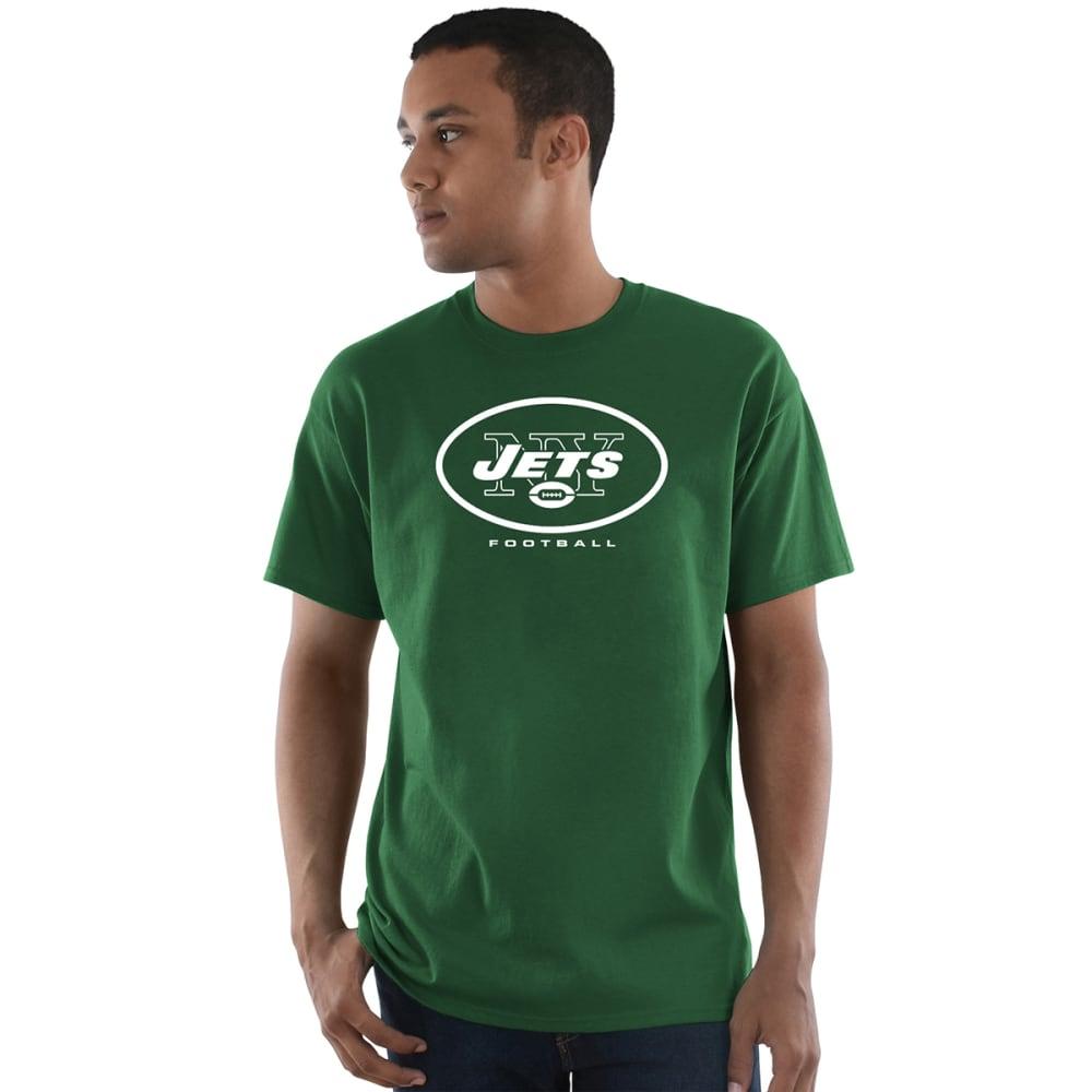 NEW YORK JETS Men's Critical Victory III Short-Sleeve Tee - DK GREEN